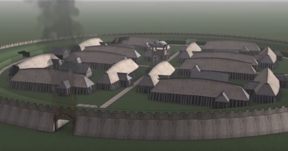 Crédit : Screenshot from video by Archaeological IT Aarhus University