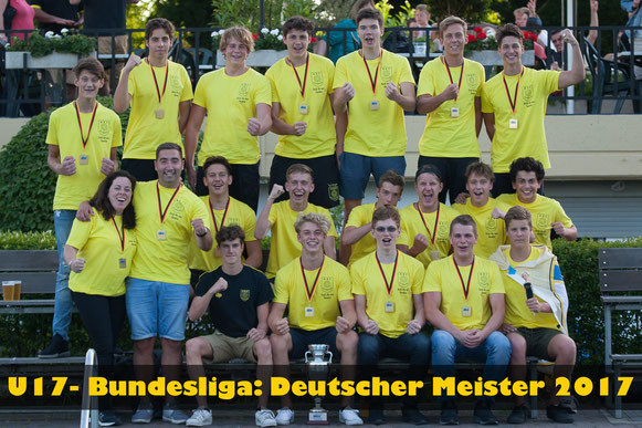 Das Meisterteam! (Foto: Zoltan Leskovar)