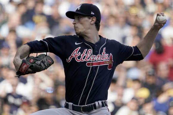Max Fried (Morry Gash/Associated Press)