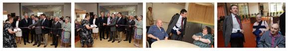 Inauguration du nouvel EHPAD de Montebourg, 21.06.2013
