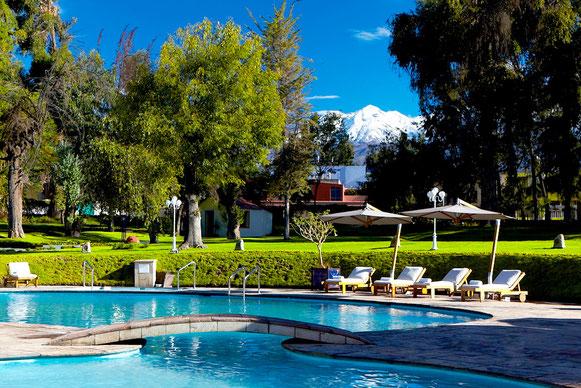 Hotels in Arequipa bei PERUline buchen