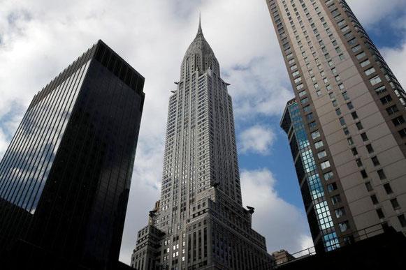 Chrysler Building histoire des arts cycle 3