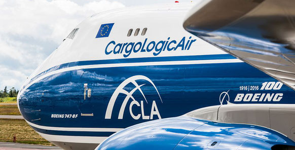 How long will loss-making CargoLogicAir stick to their Boeing 747F fleet? – photo: CLA
