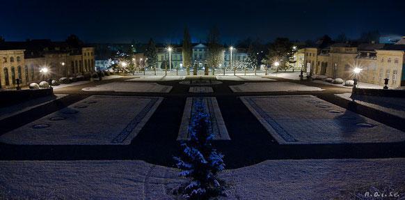 Orangerie Gotha Winter