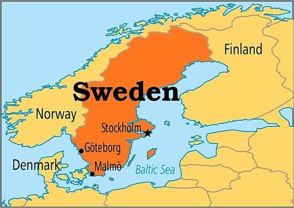 Zeiljachten te huur in Zweden voor een zeilvakantie in de Baltsiche Zee en vanuit Goteborg