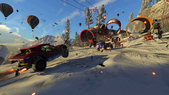 Onrush in Action