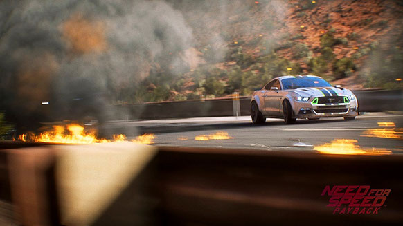Need for Speed: Payback - Ford Mustang
