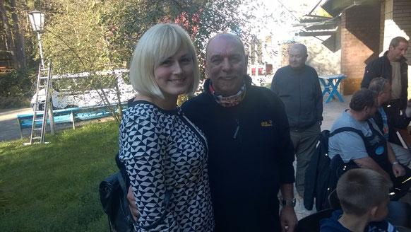 Olga und Peter