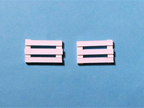 Miniatur-Kisten basteln