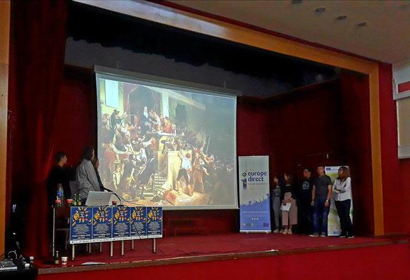 Παρουσίαση από το Γυμνάσιο Ανατολικού Πτολεμαΐδας