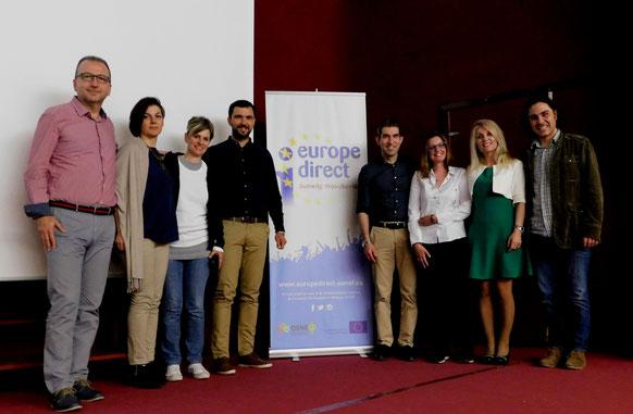 Teachers 4 Europe Δυτικής Μακεδονίας
