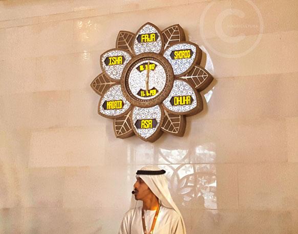 Guida del Sunset Tour, Moschea dello Sceicco Zayed - Abu Dhabi