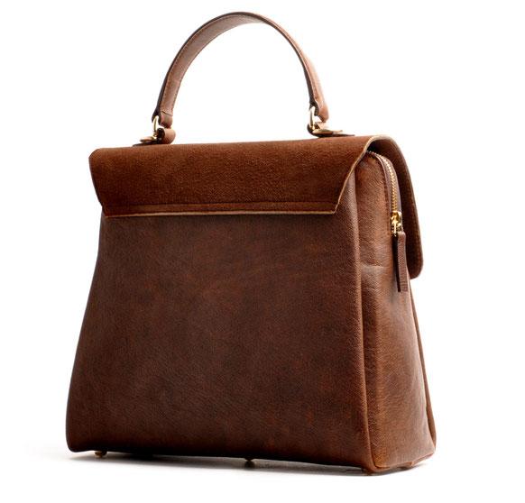 Edle Trachtentasche Dirndltasche versandkostenfrei kaufen . OWA . GRETA . Leder . Handarbeit