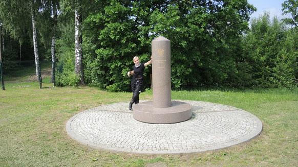 Das Drei Länder Eck: Rußland - Litauen - Polen