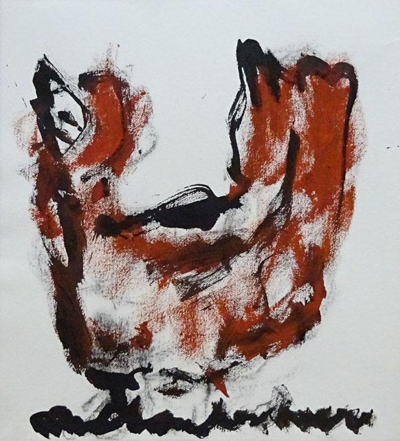 Anton Heyboer, kunstenaar. Schilderij kopen.