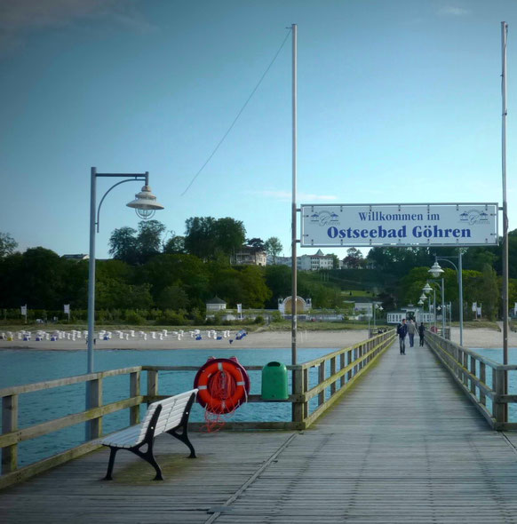 Urlaub auf Rügen im Ostseebad Göhren