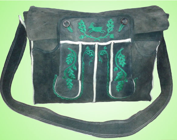 Tasche Hirschleder Lederhose