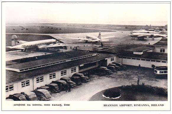 1952 : Shannon Airport, Ireland