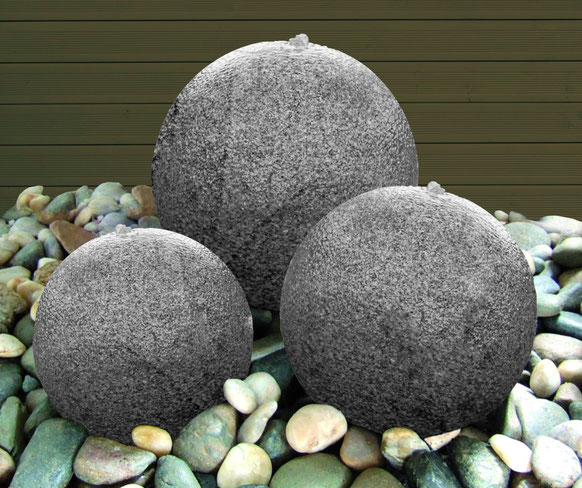 granit brunnen