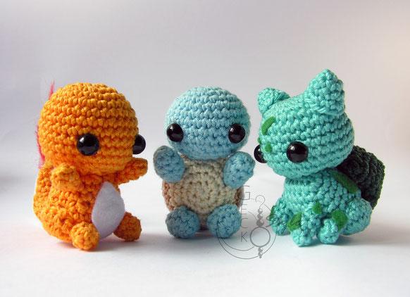 3 Starters