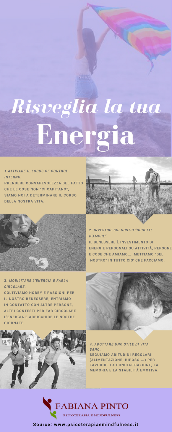 Risveglia le tue energie