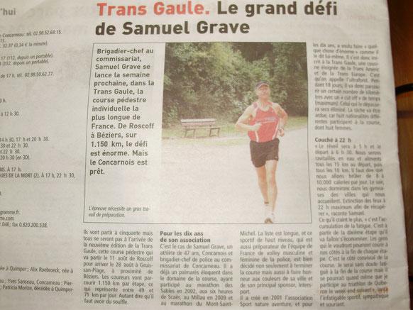 La Transe Gaulle 2011