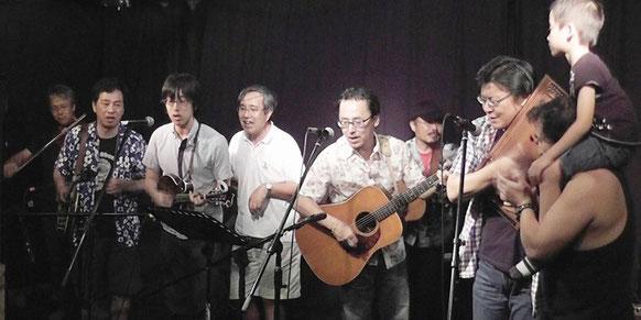 第1回 ごんすけ祭り 2011/7/23