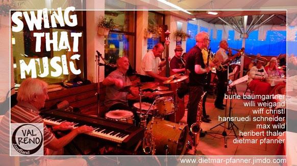 val reno jazzband dixie dietmar pfanner jazz berghof fetz bödele