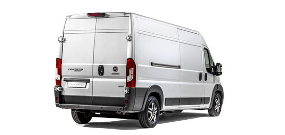 Fiat Ducato Transporter - Strasser Transport und Business Center Rosenheim