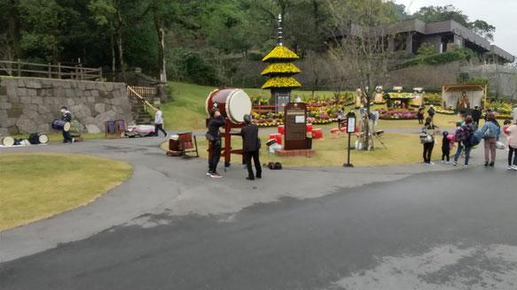 仙厳園の写真
