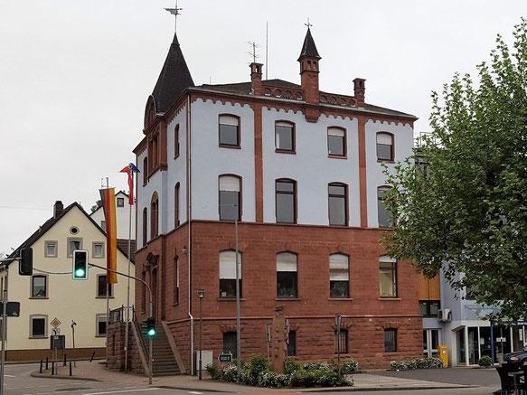 Altstadtrundgang Otterberg, Schlösschen