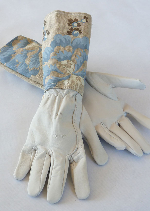 gants de jardinage made in france cuir