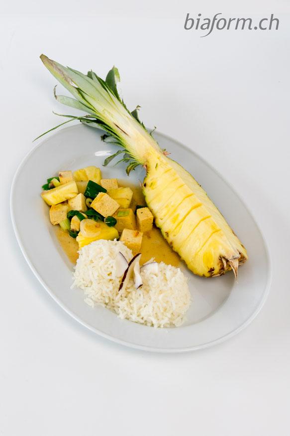tofu rezept, ananas curry, tofu curry, gesundes rezept, gesunde ernährung, foodblog, gesunde rezepte, fitnessfood