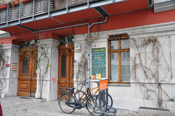 Prenzlauer Berg Häuser der SelbstBau e.G.