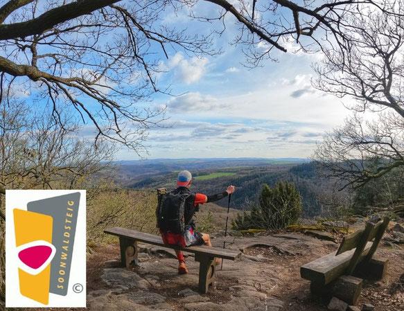 Trailrunning Trekking Soonwaldsteig