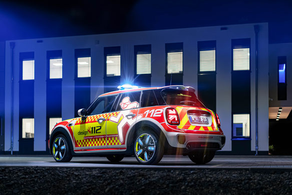 Mini Showcar von Design112