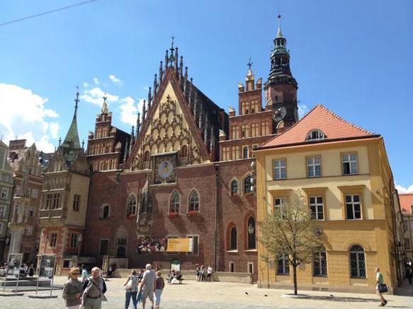 Excursión a Wrocław desde Cracovia