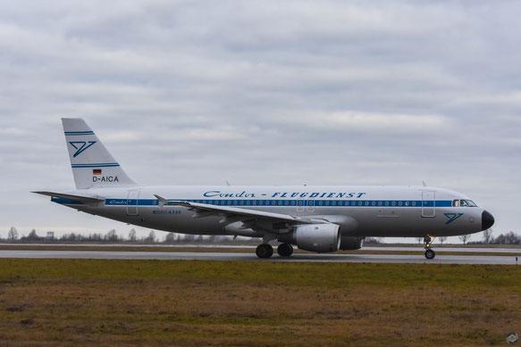 A320-200 (D-AICA)