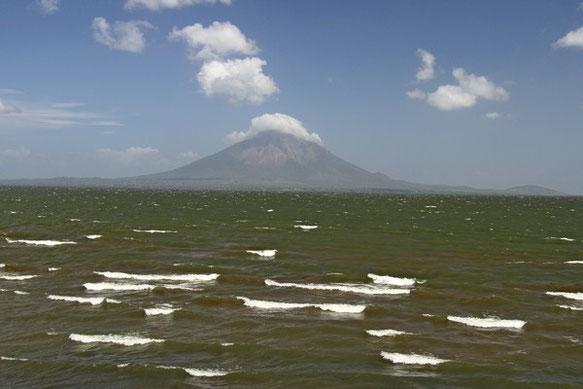 Der Concepción auf Ometepe