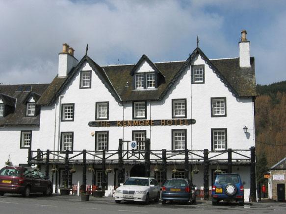 Hôtel à Kenmore en Écosse (2006)