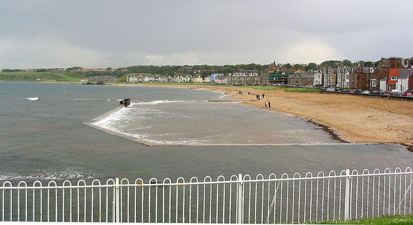 Baie de North Berwick