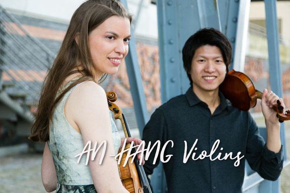 Anja Gaettens - Violine / AN-HANG Violins