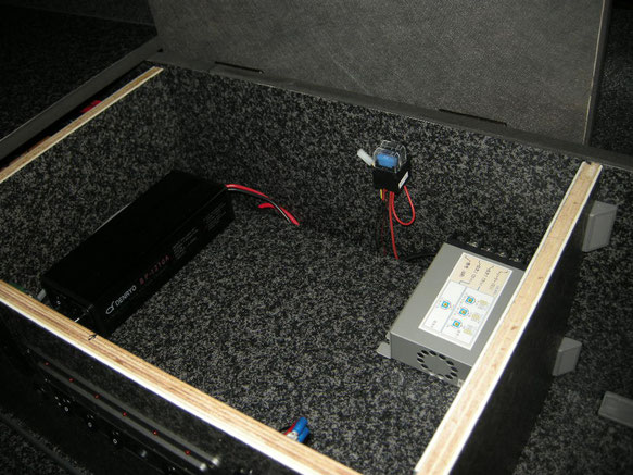 サブバッテリーの充電方法あれこれ