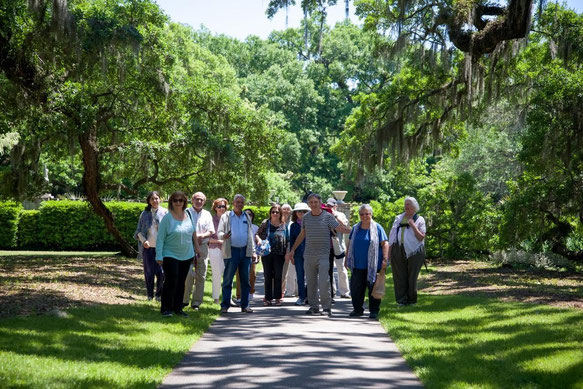 2015 - Brookgreen Gardens tour, Myrtle Beach, SC.  Photo taken by Pamela Butler-Stone