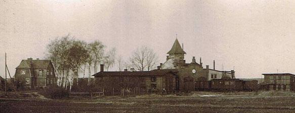 Die Werkstatt 1931.