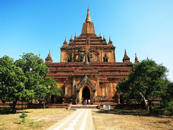 Sulamani-Tempel