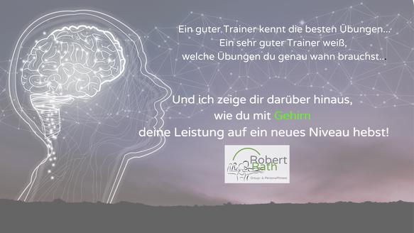 Neuro Athletik Robert Rath Workshops Tests Assessment Rosenheim Chiemsee Personal Training Fitness Gehirn