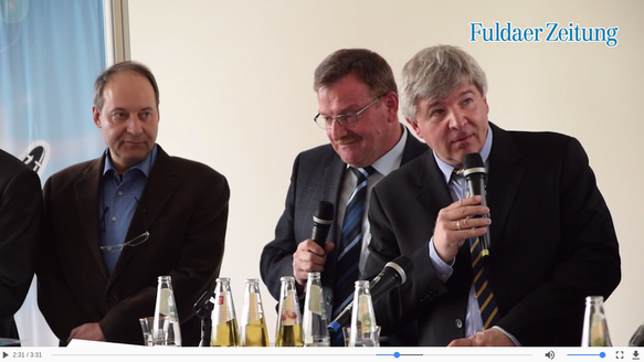 Videoaufzeichnung | FZ-Podium in Wartenberg am 22. April 2016