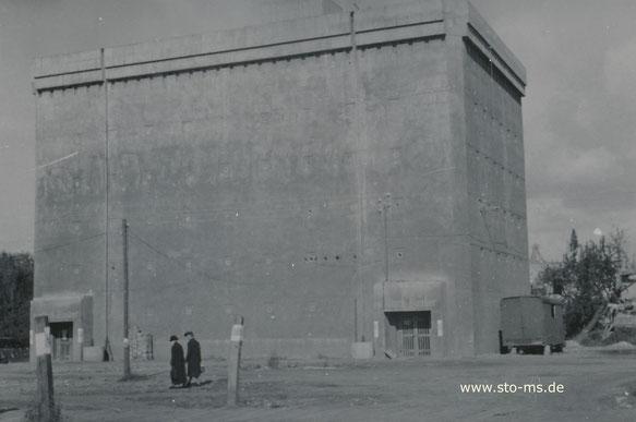 Antonius-Bunker oder von-Kluck-Bunker 1945