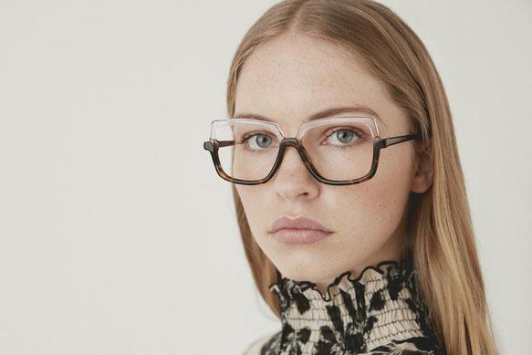 Brillen von GIGIstudius aus Barcelona jetzt bei Optiker Zacher in der Landeshauptstadt Thüringens